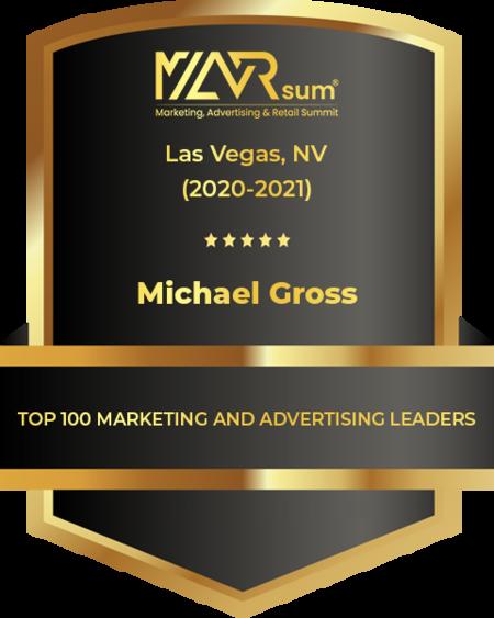 Marketing, Advertising & Retail Summit Leaders Michael Gross